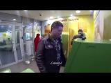 Говорящий банкомат сбербанка)))